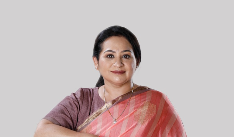 Dr. Alka Saxena Wellness Ambassador - Beansprouts Pre-School